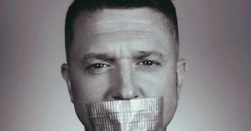 REPORT: UK Activist Tommy Robinson Moved to Maximum Security Prison With 71% Muslim Population …BIG UPDATE!