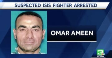 ISIS Member and Obama 'Refugee' Arrested in California on Murder Charges