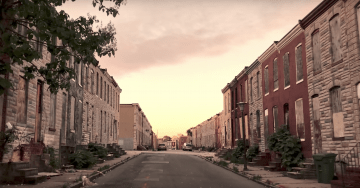 Drone Footage Shows Sad and SHOCKING Decay of Baltimore (VIDEO)