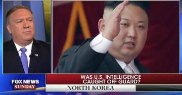 CIA Director Pompeo: 'There's No Intelligence Indicating We're On the Cusp of a Nuclear War' (VIDEO)