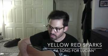 "TGP EXCLUSIVE: Yellow Red Sparks Pens Song Railing Against Liberal WH Press Corps ""A Song for Lucian"""