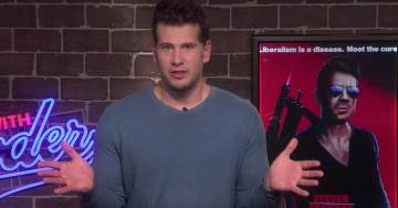 Steven Crowder's 'Undercover in Antifa' Depicts Premeditated Violence, Disruption, and More (VIDEO)