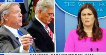 Press Sec Sanders SHUTS DOWN REPORTER: Explains Difference Between Meeting & Millions Clinton Spent On FAKE NEWS [VIDEO]