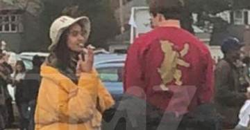 Malia Obama Caught Making Out, Lighting Up At Harvard-Yale Game (VIDEO)