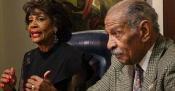 FLASHBACK=> Maxine Waters To Women's Convention: John Conyers 'Has Impeccable Integrity On Our Issues' (VIDEO)