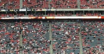 NFL HELL: Multiple Stadiums Plagued By Empty Seats Woes In Week 14 (PHOTOS)