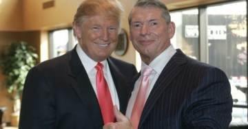 REPORT: Pro-Trump Vince McMahon May Relaunch Football League As NFL Kneeling Backlash Continues