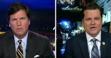 "Rep. Matt Gaetz To Tucker Carlson: Shocking FISA Memo Will Prove Mueller Witch Hunt Is ""Rotten To The Core"" (VIDEO)"