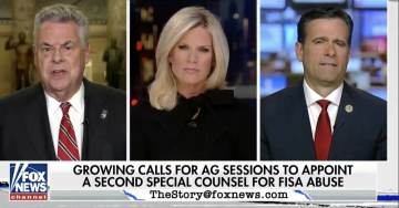 """GOP Lawmaker Who Never Supported Second Special Counsel Now Says One Is """"Essential"""" (VIDEO)"""