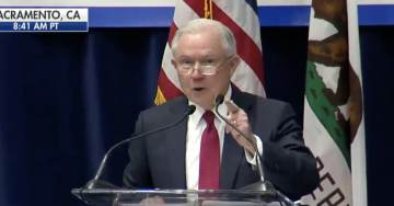 'HOW DARE YOU': AG Sessions Slams California Democrats For Protecting Illegal Aliens (VIDEO)