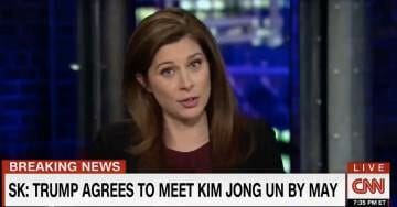 """""""That Is The Reality Here"""": CNN Admits Trump Solving North Korea Issue Would Make Him 'Great President' (VIDEO)"""