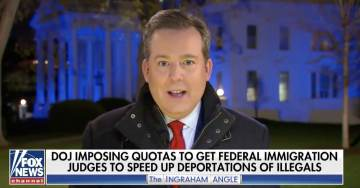 JUST IN=> Trump Administration Instituting Quotas For Federal Judges To Accelerate Deportations Of Illegal Aliens (VIDEO)