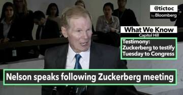 """Senator Warns After Zuckerberg Meeting: """"No American Is Going To Have Any Privacy Anymore"""" Unless We Monitor Facebook (VIDEO)"""