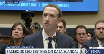 Mark Zuckerberg Plays Dumb When Asked If Facebook Willing To Change Business Model To Protect 'Individual Privacy' (VIDEO)