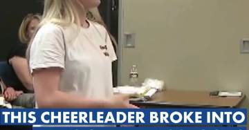"WATCH: New ""Inclusive"" Cheerleading Policy Sparks MAJOR Controversy In NJ ""All My Hard Work Has Been Thrown Out The Window"""