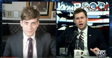 WATCH: TGP's Lucian Wintrich Discusses The Immigration Crisis And His New Art Film On InfoWars' War Room With Owen Shroyer