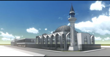The Rise of the Minaret – French Town Sees Sixth Mosque Near Completion