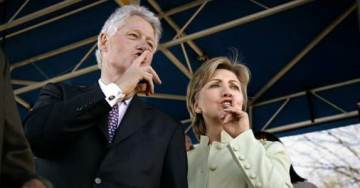 BOOK: Clintons 'Destroyed' Secret Service — Allowed Chinese Generals Into White House With Mysterious 'Paper Bags'