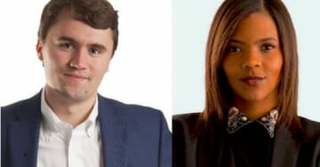 "Turning Point USA's Charlie Kirk and Candace Owens on Midterm Elections: ""If America Falls, the West Will Fall"""