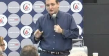 """Ted Cruz: """"I Don't Believe Donald Trump Is Going to Be Our Nominee"""" (Video)"""