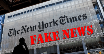 NYT Alleged 'Leaked Bombshell' Climate Report Published Monday Was Public FOR MONTHS!