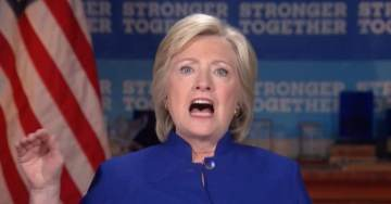 "Give It a Rest… Hillary Clinton Whines that Trump's Video of Pelosi Stuttering is ""Sexist Trash"""