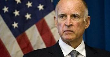 California Leads Nation In Poverty But Governor Jerry Brown Launching State Satellite To Monitor Global Warming