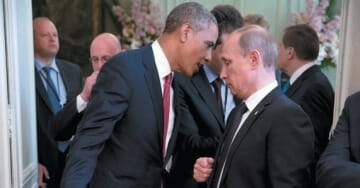 "FLASHBACK 2012: Putin Praises Obama, Hopes He Beats Romney- Would ""Be Easier to Work With"" Obama"