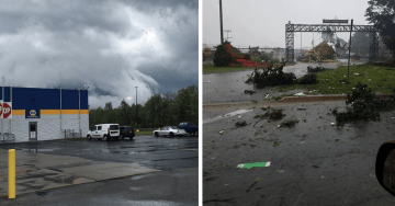 VIDEO: New York Tornadoes 'Shake House' and Send Cars Flying Through the Air
