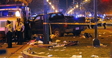 4-Year-Old Among Those Hurt at Mardi Gras Parade By New Orleans Truck Driver