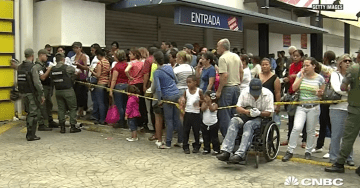 Venezuela's Socialist Economy Is Near Collapse – Inflation at One-Million Percent