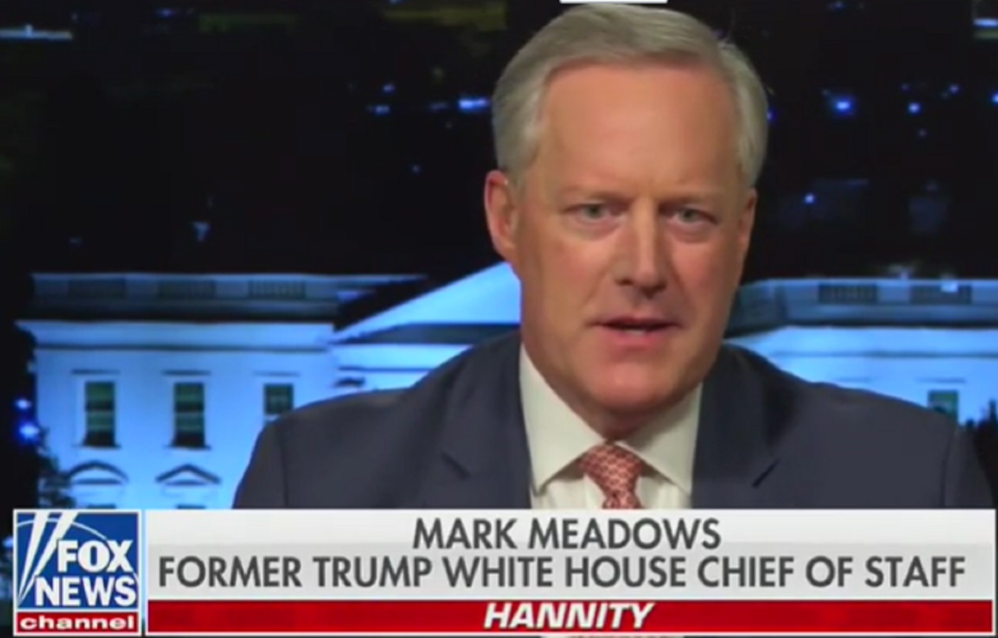 Mark Meadows: Trump is 'Planning Next Administration' (VIDEO)