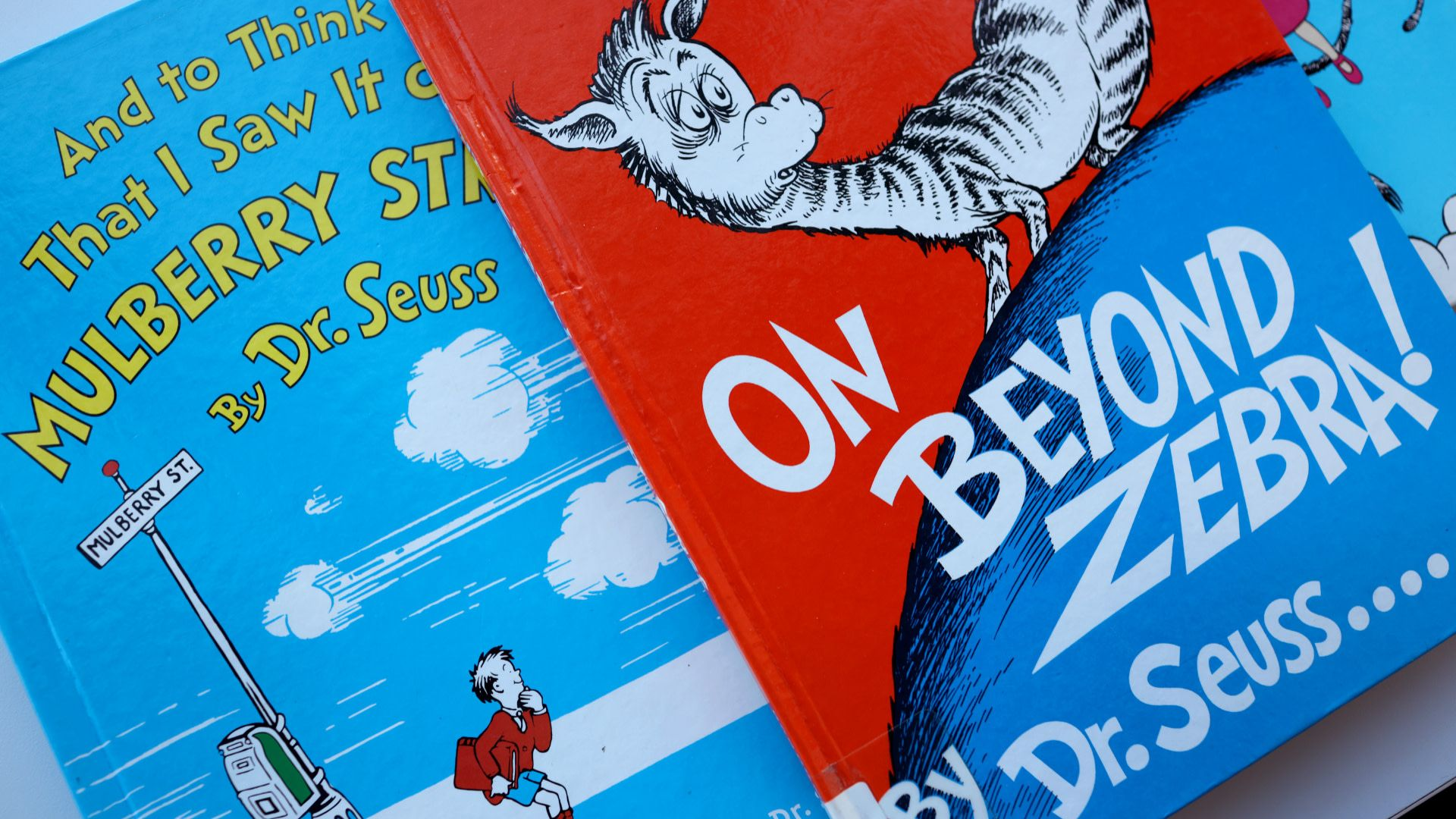 The Virtual Book Burning Continues: eBay Bans Listings of 'Offensive' Dr. Seuss Books