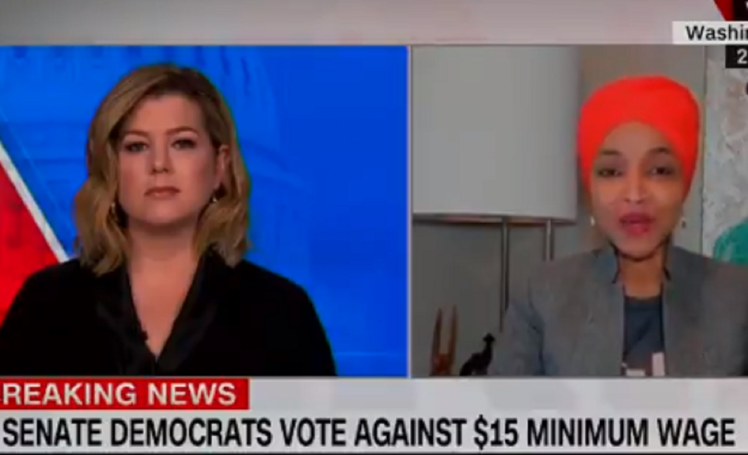 WATCH: Rep. Ilhan Omar Says She's Disappointed That Dems Are 'Sending Money to Less People Than the Trump Administration'