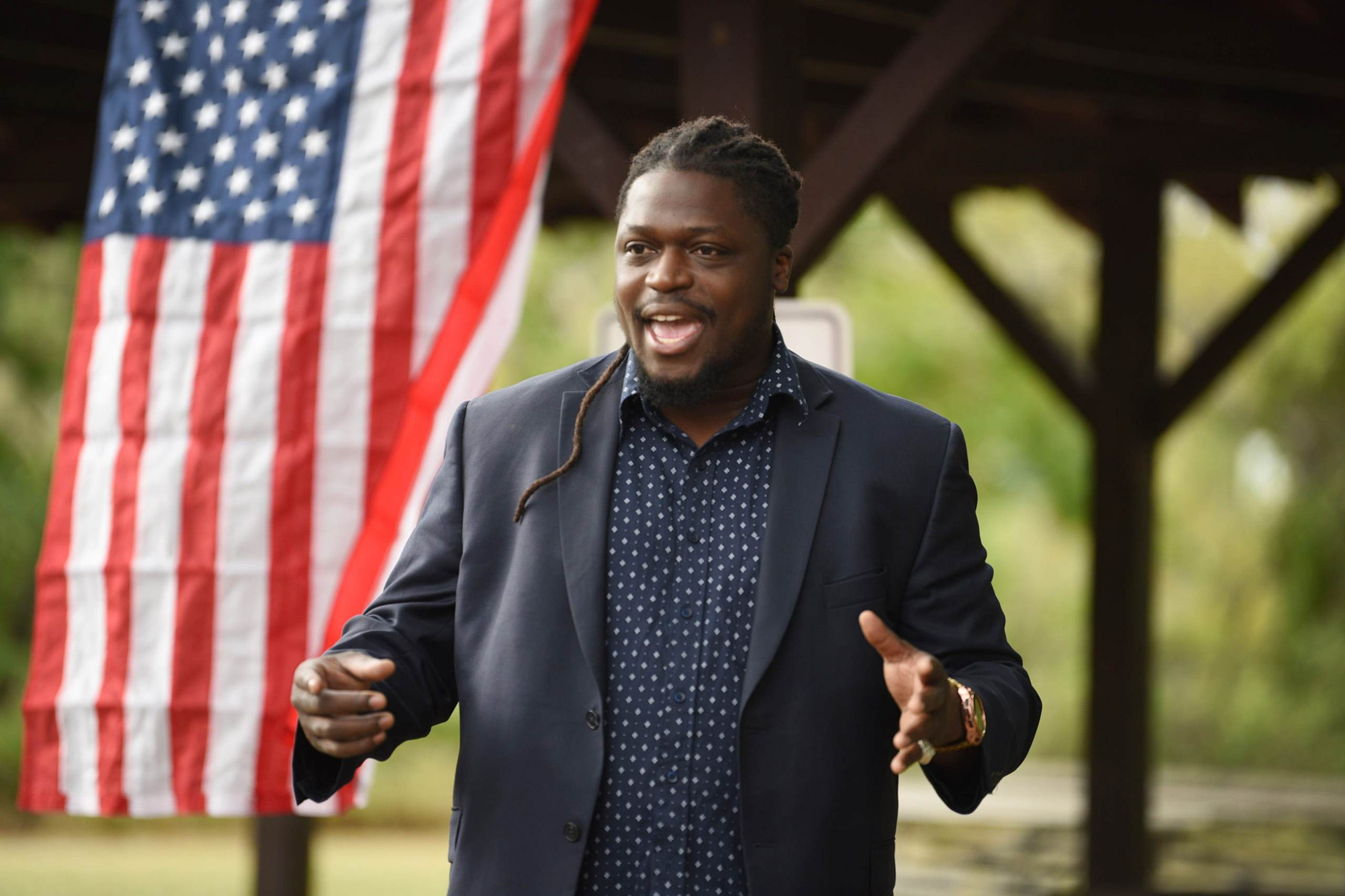 Billy Prempeh: Unlike BLM, I Am Running For Congress to Actually Help Protect Black Lives By Supporting Our Police