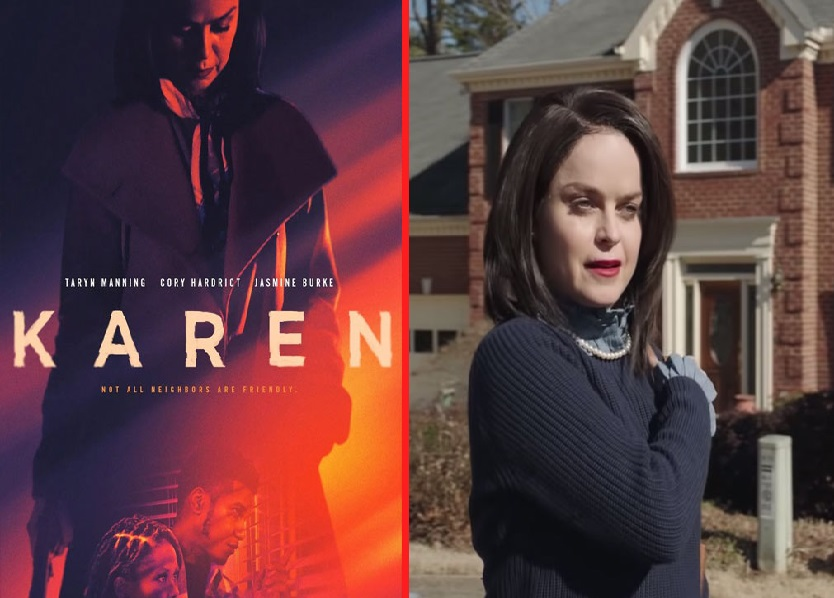Ridiculous Looking Horror Movie About Racist White Woman Named 'Karen' is Being Brutally Dragged By Just About Everyone