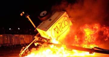 Lawsuit Filed Against UC Berkeley, Police, City and Members of Antifa Over Violent 2017 Riot