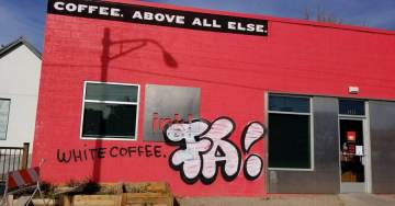Denver Coffee Shop Protested and Vandalized Over Gentrification JOKE