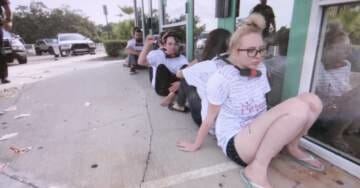 #OccupyICE Protesters Temporarily Shut Down DHS/ICE Operations in Florida