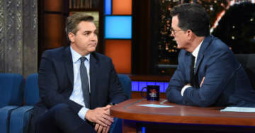 "CLUELESS GASBAG Jim Acosta on Colbert's 'Late Show': ""We're Not Supposed to be the Story – That's Not Why I'm Here"" (VIDEO)"