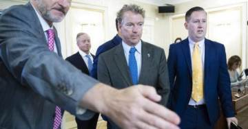 INTERVIEW: Russia Promised Rand Paul They Would Not Mess With 2018 Election