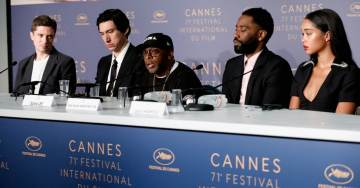 Spike Lee Goes on Profane Tirade About Trump at Cannes Film Festival (VIDEO)