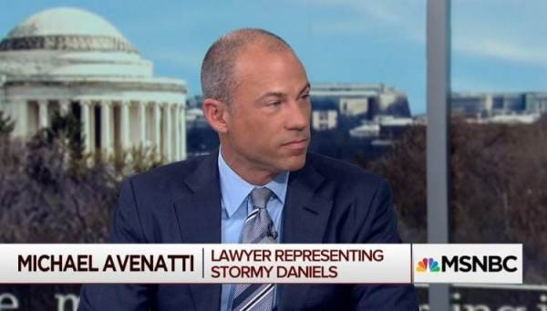 photo image Mainstream Media Has Interviewed Stormy Daniels' Lawyer 147 Times in 10 Weeks