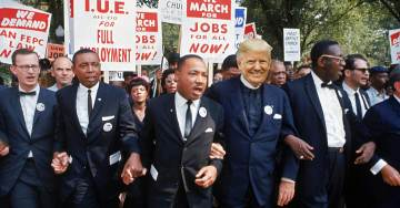 Martin Luther King Jr. Would Have Stood With Trump: He Didn't Want Migrants From The Third World Here Either
