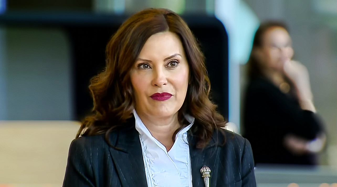 Wretched Michigan Governor Gretchen Whitmer Vetoes Two Election Bills that Ordered Only Absentee Ballots Upon Request