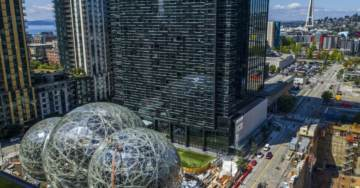Amazon Ditches Seattle As Business Tax Threats And Homeless Epidemic Reach Peak Liberal