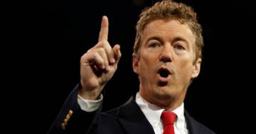 'Over $50 Billion in Waste' – Sen. Rand Paul Releases 2019 'Festivus' Waste Report – Including $22 Million Spent on 'Bringing Serbian Cheese Up to Int'l Standards'