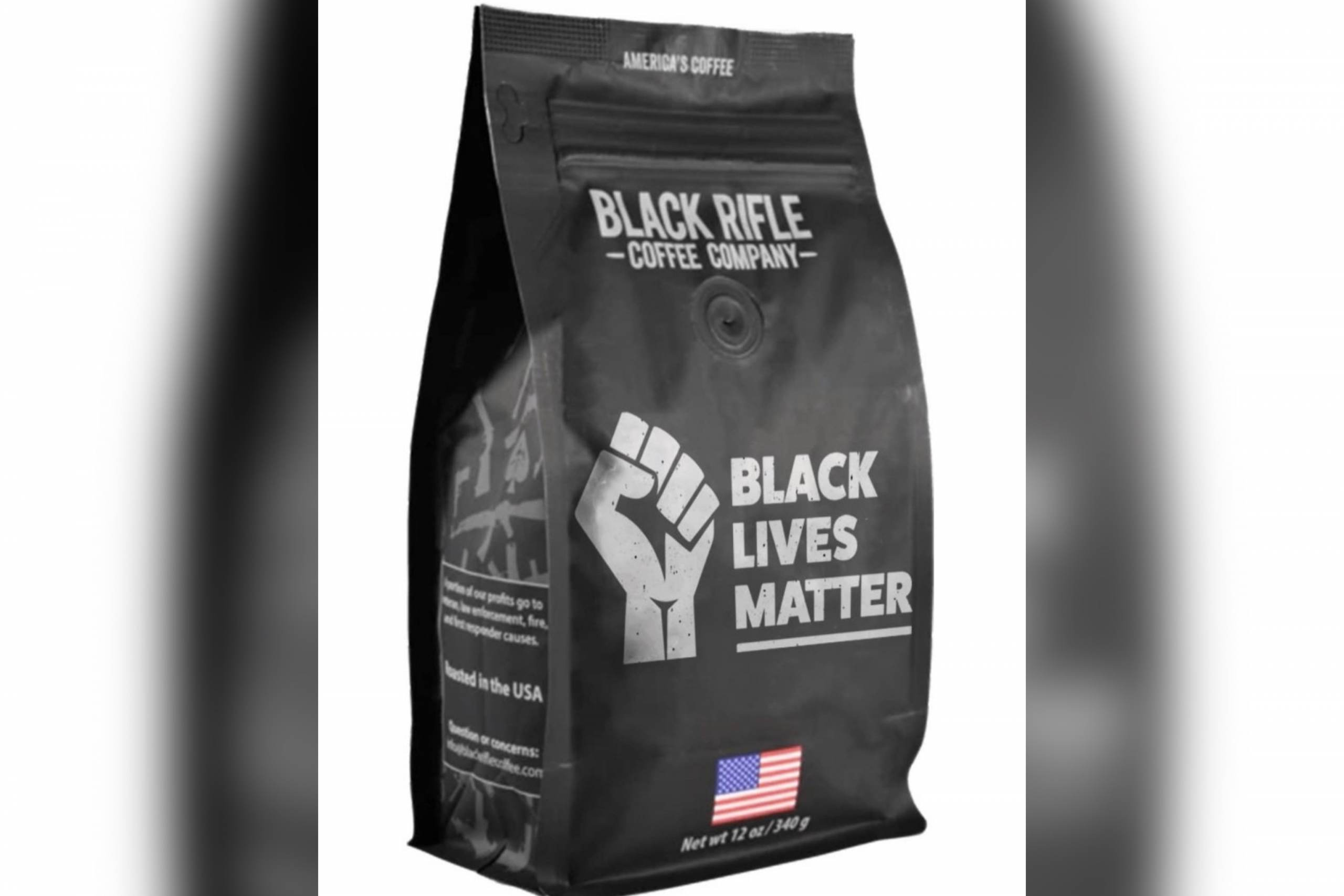 """America's Coffee?  The owner of the popular Black Rifle café calls some customers """"racist"""" and """"the worst in American society"""";  """"I hate them"""