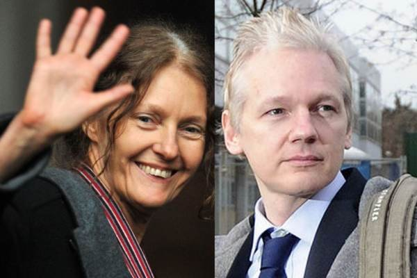 Twitter Now Actively Censoring Julian Assange's Mother