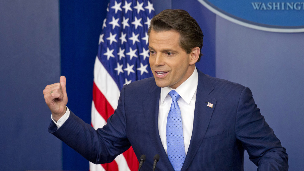First Mooch Casualty: Suspected Leaker Michael Short FIRED